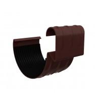 Соединитель желоба D125 GS ( сталь 0,6 мм)