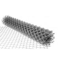 Сетка плетеная оцинкованная, яч. 10х10мм, д. 1,0мм, рулон 1х10м