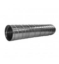 Воздуховод круглый оцинкованный d250 мм 1 м