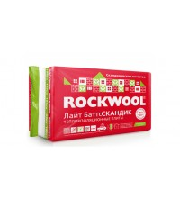 Утеплитель RockWool Лайт Баттс Скандик 800х600х50 (0,288м3)