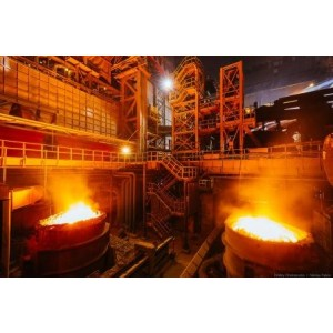 Производство стали снизилось на 1,4%