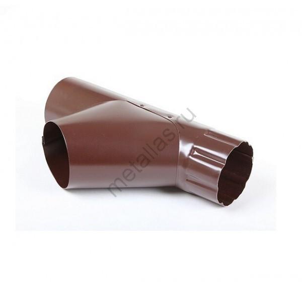 Тройник трубы D100**