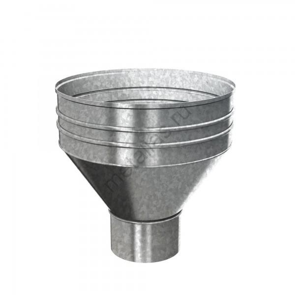 Воронка водосборная D350/150