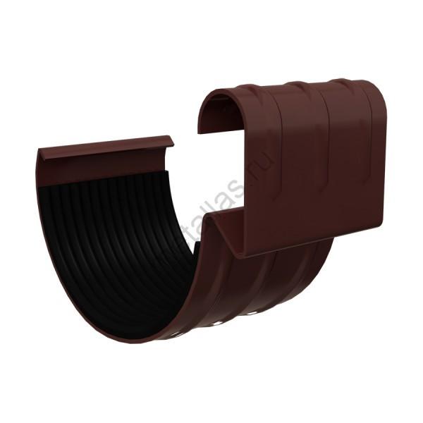 Соединитель желоба D125 GS (ВПЭ-02-8017-1) ВПЭ