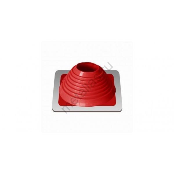 Проходной элемент MF прямой №7 красный (152-280мм) +185 EPDM